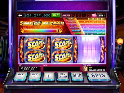 screenshot of Classic Slots - Free Casino Games & Slot Machines version 1.0.413
