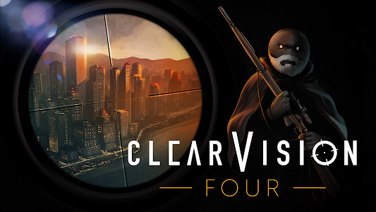 screenshot of Clear Vision 4 - Brutal Sniper Game version 1.3.13