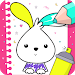 Download Coloring games for kids - Learn & painting games 1.1.3 APK