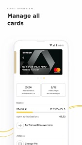 screenshot of Commerzbank Banking - The app at your side version 11.13.8 (200427006)