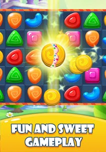 screenshot of Cookie Jelly Match version 1.6.45