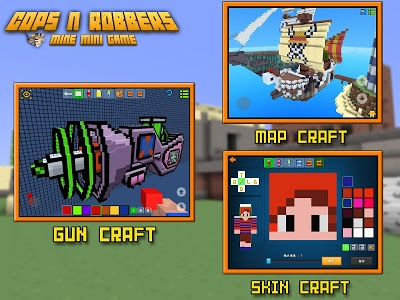 screenshot of Cops N Robbers - FPS Mini Game version 5.3.7