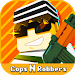 Cops N Robbers - 3D Pixel Craft Gun Shooting Games