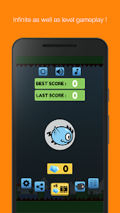 screenshot of Crazy Monster version 1.1