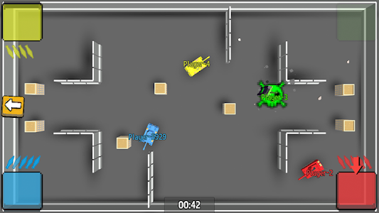screenshot of Cubic 2 3 4 Player Games version 1.9.9.5