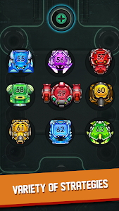 screenshot of Cybershock : TD Idle & Merge version 1.1.1