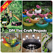 DIY Recycle Tire Project Ideas