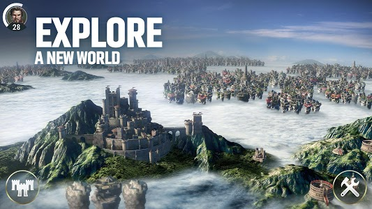 screenshot of Dawn of Titans - Epic War Strategy Game version 1.33.1
