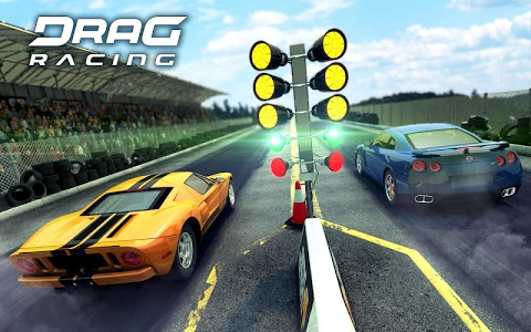 screenshot of Drag Racing version 1.6.92