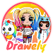 Download Drawely - How To Draw Cute Girls and Coloring Book 100.1.4 APK