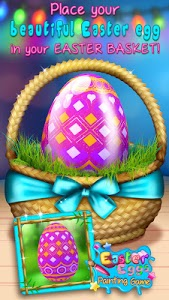 screenshot of Easter Eggs Games version 1.0.3