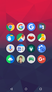 screenshot of Elun - Icon Pack version 14.1.0