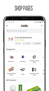 screenshot of Evaly - Online Shopping Mall version 1.76
