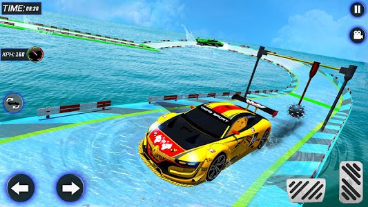 screenshot of Extreme City GT Car Stunts version 1.7