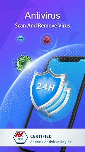 screenshot of Fancy Cleaner - Antivirus, Booster & Phone Cleaner version 3.2.2