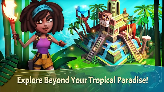screenshot of FarmVille: Tropic Escape version 1.60.4391