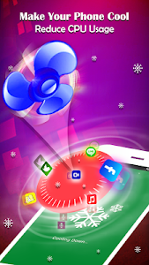 screenshot of Fast Booster: Max Booster Cleaner, CPU Cooler,Cool version 1.1.4