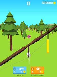 screenshot of Flying Arrow version 2.5.0