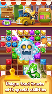 screenshot of Food POP : New puzzle gravity world(Food burst 2) version 1.0.22