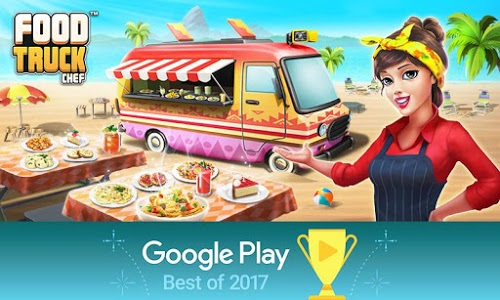 screenshot of Food Truck Chef™: Cooking Game version 1.3.6