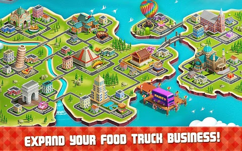 screenshot of Food Truck Chef™: Cooking Game version 1.4.0