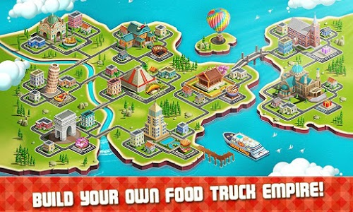 screenshot of Food Truck Chef™: Cooking Game version 1.1.2