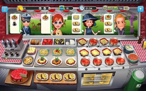 screenshot of Food Truck Chef™: Cooking Game version 1.1.4