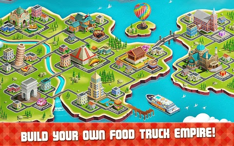 screenshot of Food Truck Chef™: Cooking Game version 1.1.6
