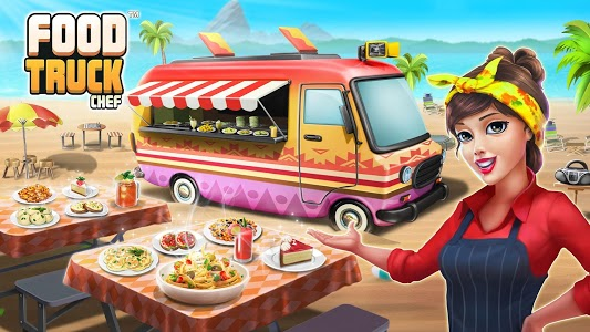 screenshot of Food Truck Chef™ 🍕Cooking Games 🌮Delicious Diner version 1.7.9