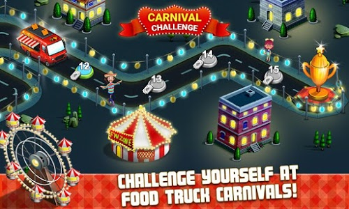 screenshot of Food Truck Chef™: Cooking Game version 1.7.1
