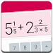 Download Fractions Calculator - detailed solution available 2.12 APK