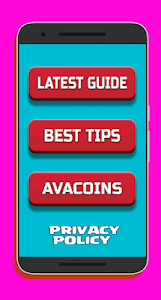 screenshot of Free Avacoins New Tips version 1.0