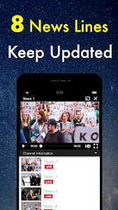 screenshot of Free TV Shows App:News, TV Series, Episode, Movies version 3.28