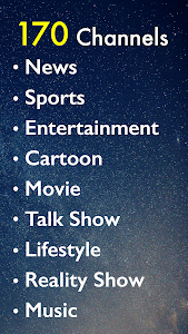 screenshot of Free TV Shows App:News, TV Series, Episode, Movies version 3.32