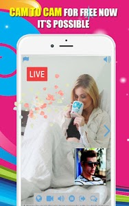 screenshot of Free Video Call - REAL Live Chat With Strangers version 1.0