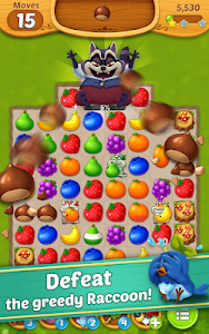 screenshot of Fruits Mania : Fairy rescue version 3.1.4