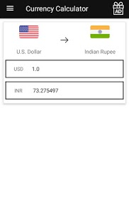 screenshot of CITIZEN & GST CALCULATOR - Loan, Age,Currency,Unit version 1.7