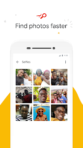 screenshot of Gallery Go by Google Photos version 1.0.8.287911753 release