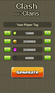 screenshot of Gems For Coc : Free Tips version 3.0