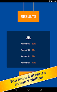 screenshot of General Knowledge Quiz version Varies with device
