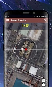 screenshot of Geo Satfinder (Quick Dish Align) Sat Director version 1.0