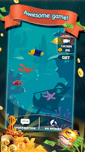 screenshot of Go fishing! - Win Real Money! version 1.2.3