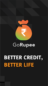 screenshot of GoRupee-Get Online Instant Personal Loans version 1.2.9