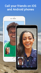 screenshot of Google Duo - High Quality Video Calls version 39.1.213443905.DR39_RC19