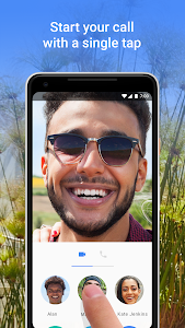 screenshot of Google Duo - High Quality Video Calls version 46.0.230154485.DR46_RC11