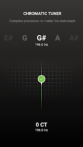 screenshot of GuitarTuna - Tuner for Guitar Ukulele Bass & more! version Varies with device