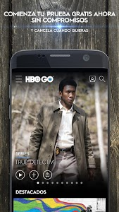 screenshot of HBO GO ® version 1.14.8171