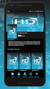 screenshot of HD Movies 2018 - Free Movies Online version 5.0.0