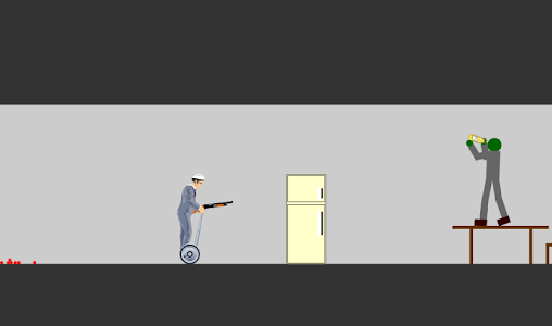 screenshot of Happy Wheels version 2.0