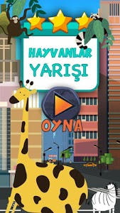 screenshot of Hayvanlar Araba Oyunu version 0.2
